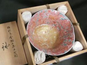 清風与平 菓子鉢