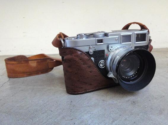 ライカM3/Leicaカメラをご売却いただきました
