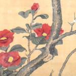 田能村竹田の花鳥図をお買受けさせていただきました