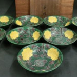 永楽善五郎の皿など茶道具を出張にてお買い受けいたしました