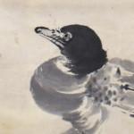 宮本武蔵の鴨図をお買い受けしました