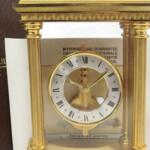 ジャガールクルト・アトモスの置時計を整理買取