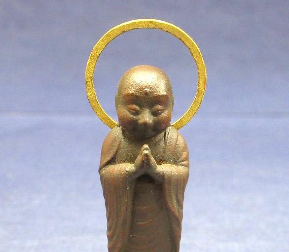 籔内佐斗司のブロンズ像をご売却いただきました